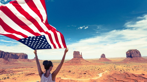 traveling in the United States